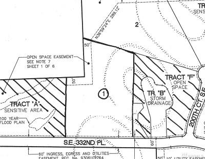 Auburn Residential Lots & Land For Sale: 20010 SE 332nd St