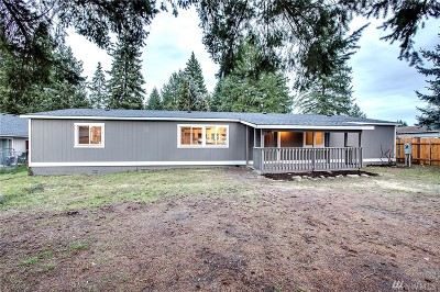 Pierce County Single Family Home For Sale: 16823 22nd Ave E