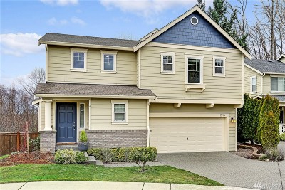 Renton Single Family Home For Sale: 2115 Kennewick Place NE