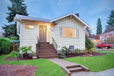 Seattle Single Family Home For Sale: 2322 N 80th St