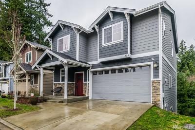 Renton Single Family Home For Sale: 1524 Pierce Ave NE