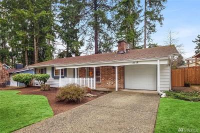 Bellevue WA Single Family Home For Sale: $599,888