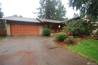 Puyallup Single Family Home For Sale: 16317 97th Av Ct E