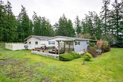 Single Family Home For Sale: 2746 Wood Road