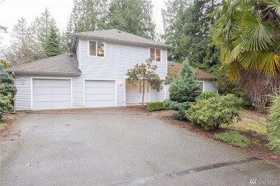 Bellevue WA Rental For Rent: $3,650