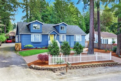 Mercer Island Single Family Home For Sale: 4520 86th Ave SE