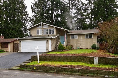 Bothell Single Family Home For Sale: 17515 Brook Blvd