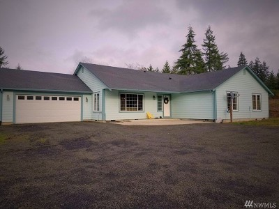 Grapeview Single Family Home For Sale: 320 E Wilson Wy