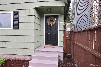Tacoma Single Family Home For Sale: 1105 N L St