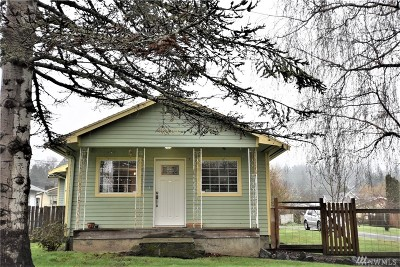 Whatcom County Single Family Home Pending: 2800 Michigan St