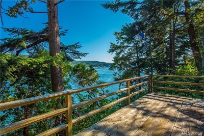 Anacortes WA Single Family Home Pending Inspection: $435,000
