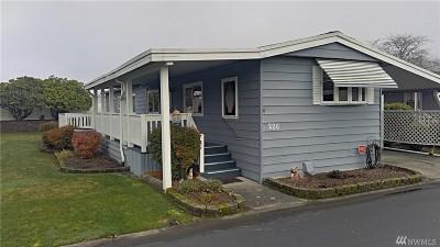 Auburn WA Mobile Home For Sale: $47,000