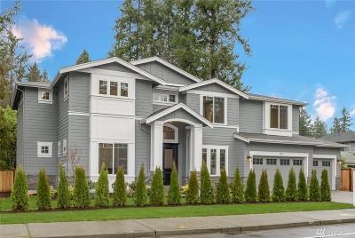 Bellevue WA Single Family Home For Sale: $2,099,950