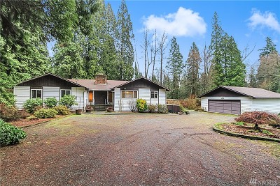 Woodinville Single Family Home For Sale: 23029 61st Ave SE