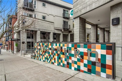 Seattle Condo/Townhouse For Sale: 1410 E Pine St #W408