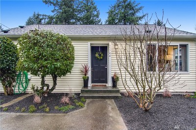 Seattle Single Family Home For Sale: 13744 27th Ave NE