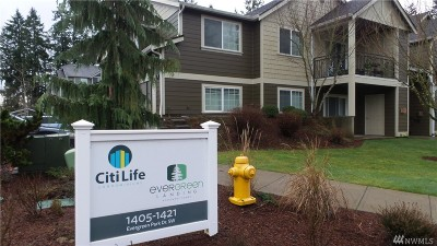 Olympia Condo/Townhouse For Sale: 1407 Evergreen Park Dr NW #103