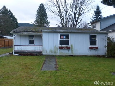 Skagit County Single Family Home For Sale: 533 Fidalgo St