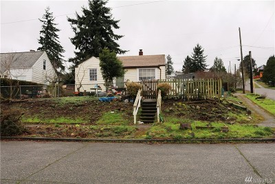Single Family Home For Sale: 7303 28th Ave SW