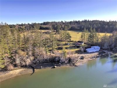 Shelton Residential Lots & Land For Sale: 890 SE Nelson Rd