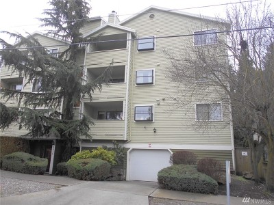Seattle Condo/Townhouse For Sale: 8816 Nesbit Ave N #11