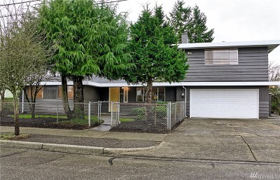 Tacoma Single Family Home For Sale: 7030 S J St