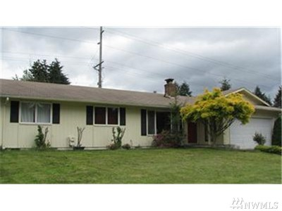 Olympia Single Family Home For Sale: 2616 SW 25th Ct