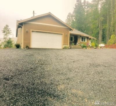 Mason County Single Family Home For Sale: 171 N Mallard Wy W