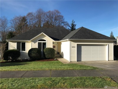 Anacortes WA Single Family Home Pending Inspection: $479,000