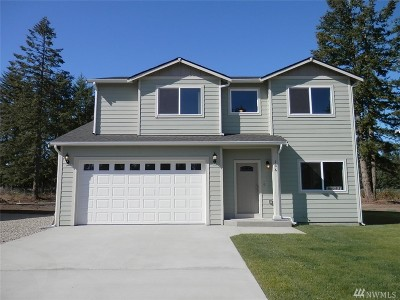 Single Family Home For Sale: 136 Carver Walk SE
