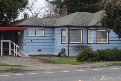 Sumner Single Family Home For Sale: 424 Valley Ave