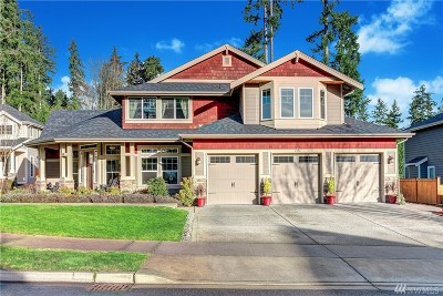 Bothell Single Family Home For Sale: 215 233rd Place SE