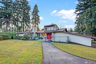 Bothell Single Family Home For Sale: 9327 NE 175th St