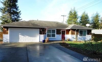 Blaine Single Family Home Pending: 8309 Sunset St