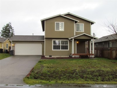 Shelton WA Single Family Home Sold: $216,500