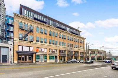 Condo/Townhouse Sold: 1408 12th Ave #507