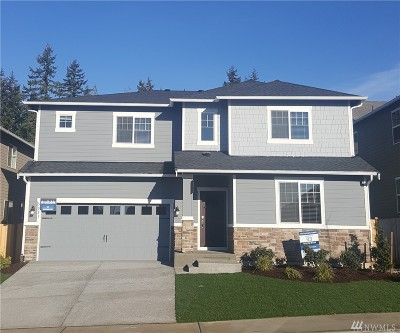 Gig Harbor Single Family Home For Sale: 5021 Mariner St #93