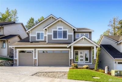 Bonney Lake Single Family Home Contingent: 8211 206th (Lot 29) Ave E