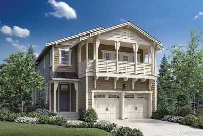 Sammamish Single Family Home For Sale: 836 NE 224th Ave NE #30