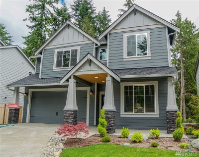 Gig Harbor Single Family Home For Sale: 5608 Makovich Place