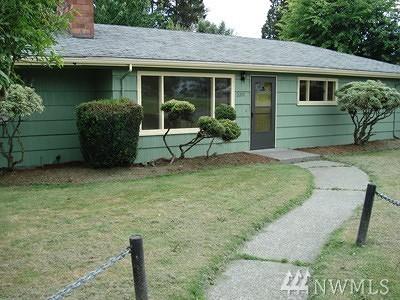 Ferndale Single Family Home Pending: 2207 Ferndale Terr