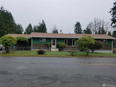 Port Orchard Single Family Home For Sale: 2131 Sidney Ave