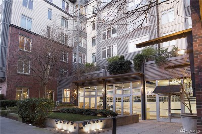 Seattle Condo/Townhouse For Sale: 1610 Belmont Ave #402