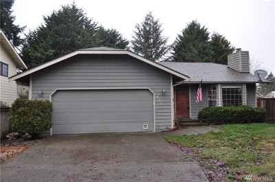 Federal Way Single Family Home For Sale: 36111 23rd Place S