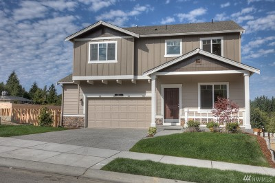 Orting Single Family Home For Sale: 903 Sigafoos Ave NW #0058