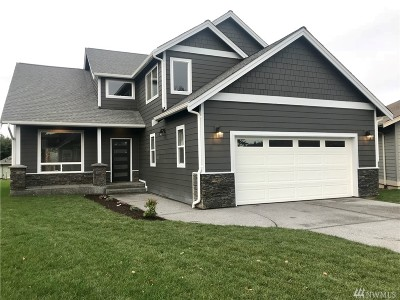 Bellingham Single Family Home For Sale: 1460 Sunnybrook Lane