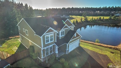Lacey Single Family Home For Sale: 4300 Cashmere Dr NE