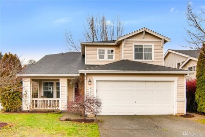 Snohomish Single Family Home For Sale: 6401 129th St SE