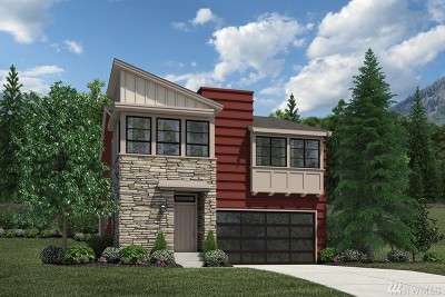 Sammamish Single Family Home For Sale: 24122 NE 15th Wy #Lot70