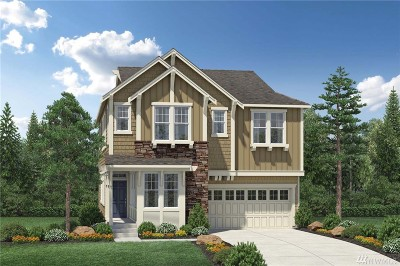 Sammamish Single Family Home For Sale: 24110 NE 15th Wy #Lot71
